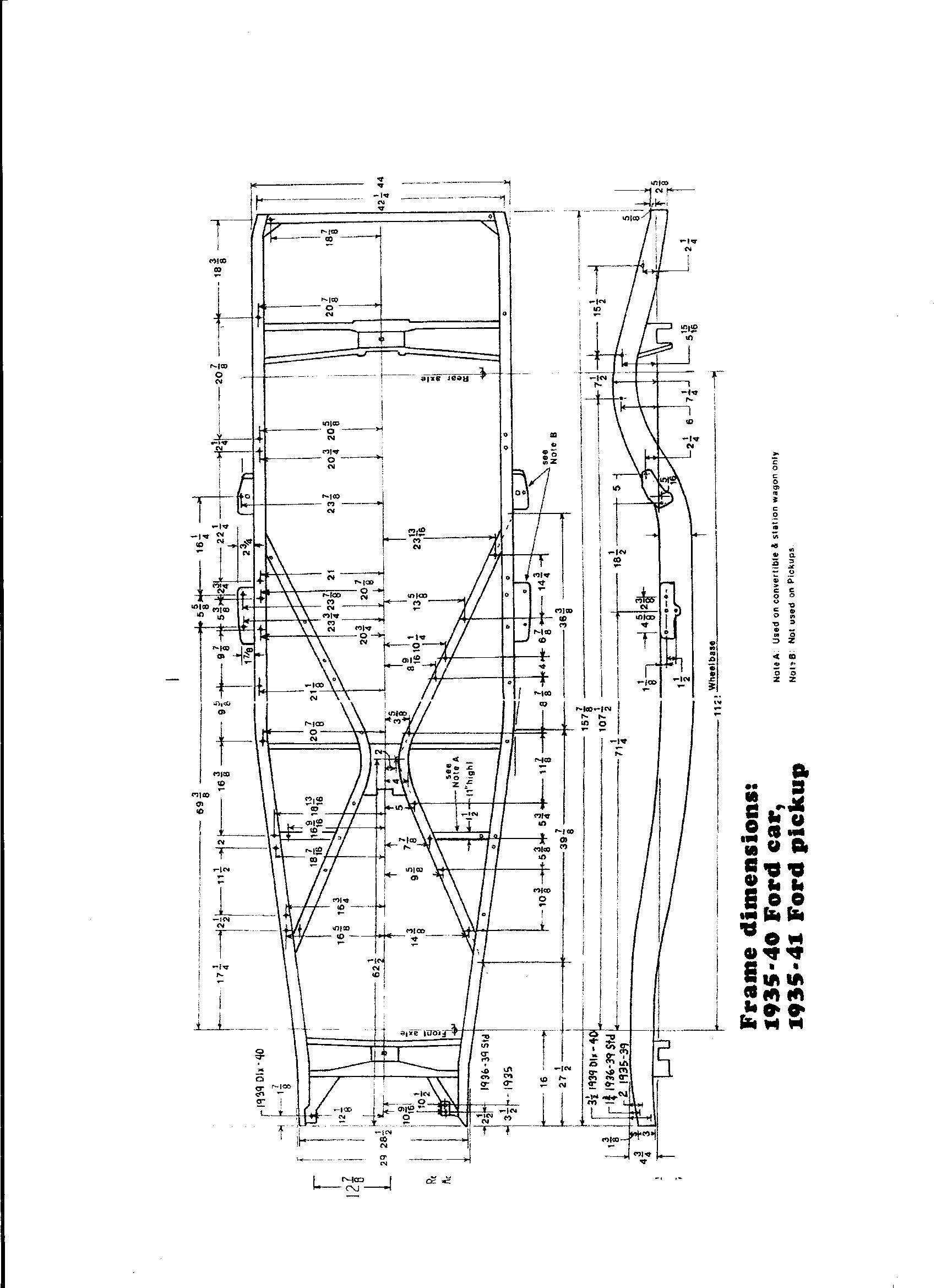 Old Chassis Engineering Schematics Trusted Wiring Diagrams 1935 Chevrolet Diagram A 1941 Ford Coupe And I Need To Assemble My Rh Justanswer Com