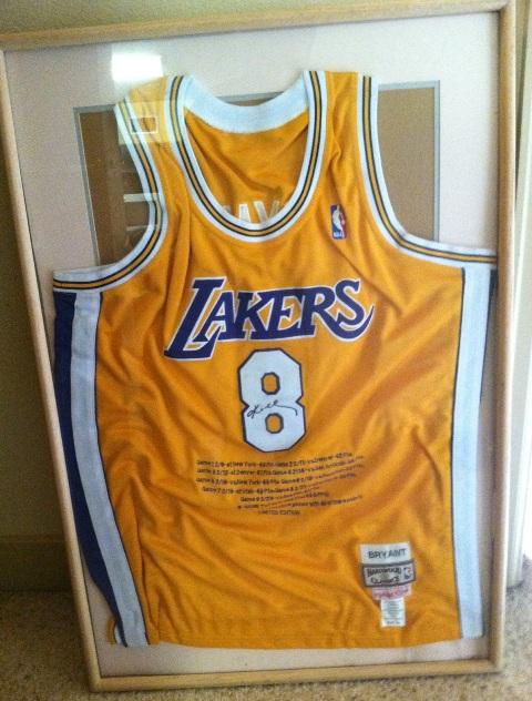 ... I have a signed Kobe Bryant Jersey c7158c1dd