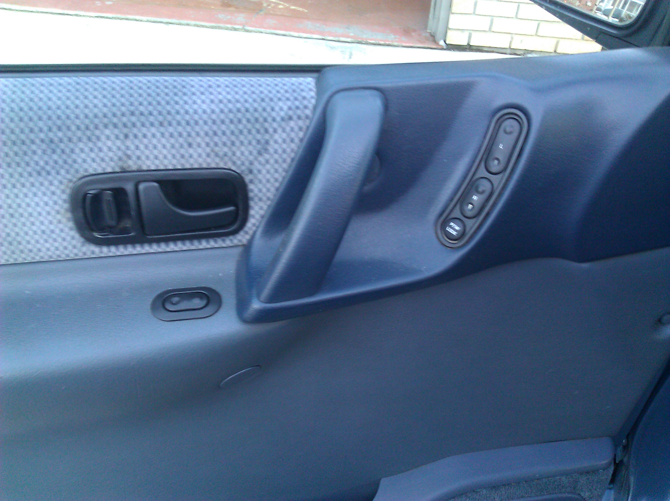 How do i remove the door panel from my 94 nissan quest, it seems ...