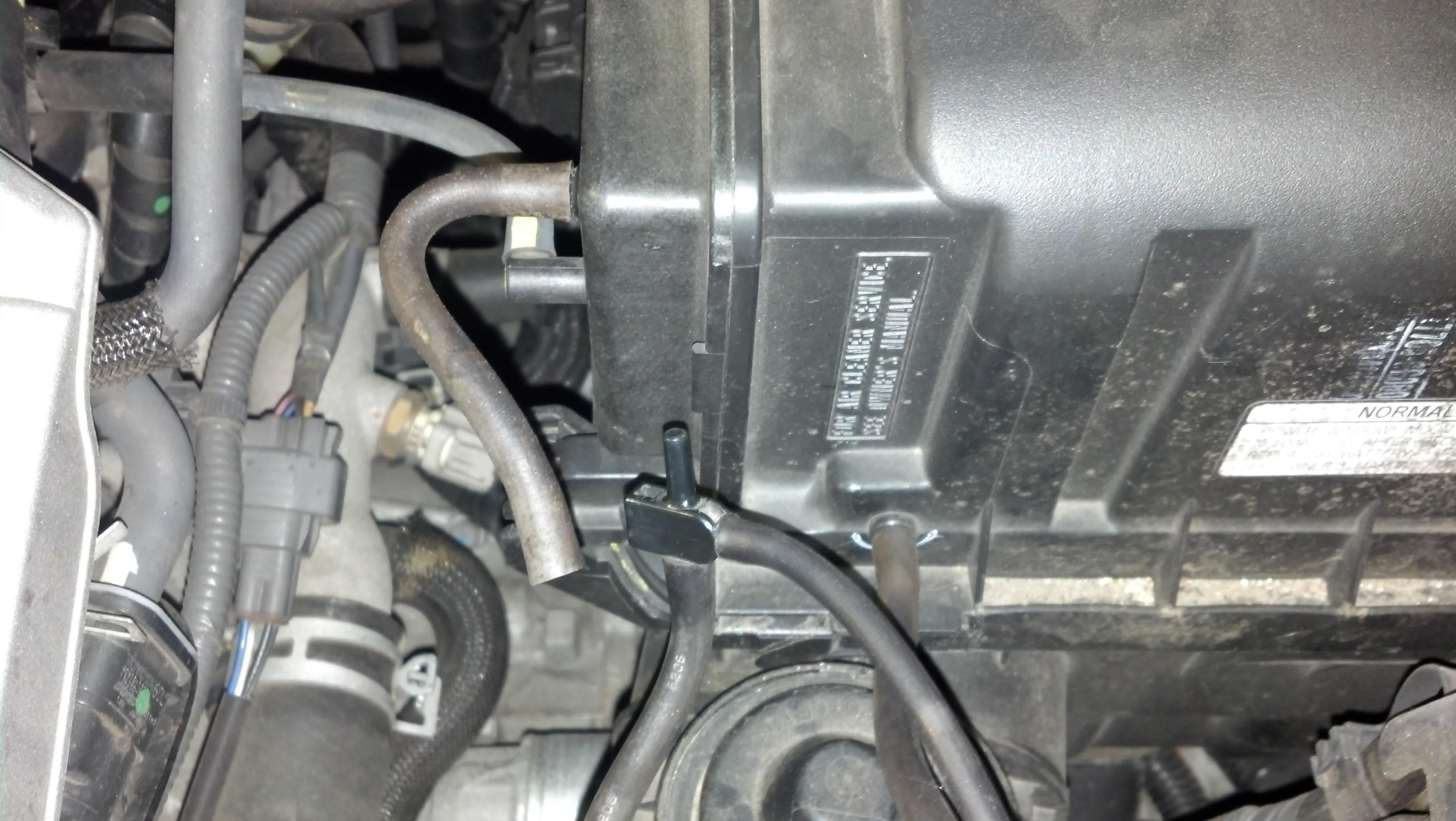 2007 Lexus RX 350 has check engine light and vsc lights lit