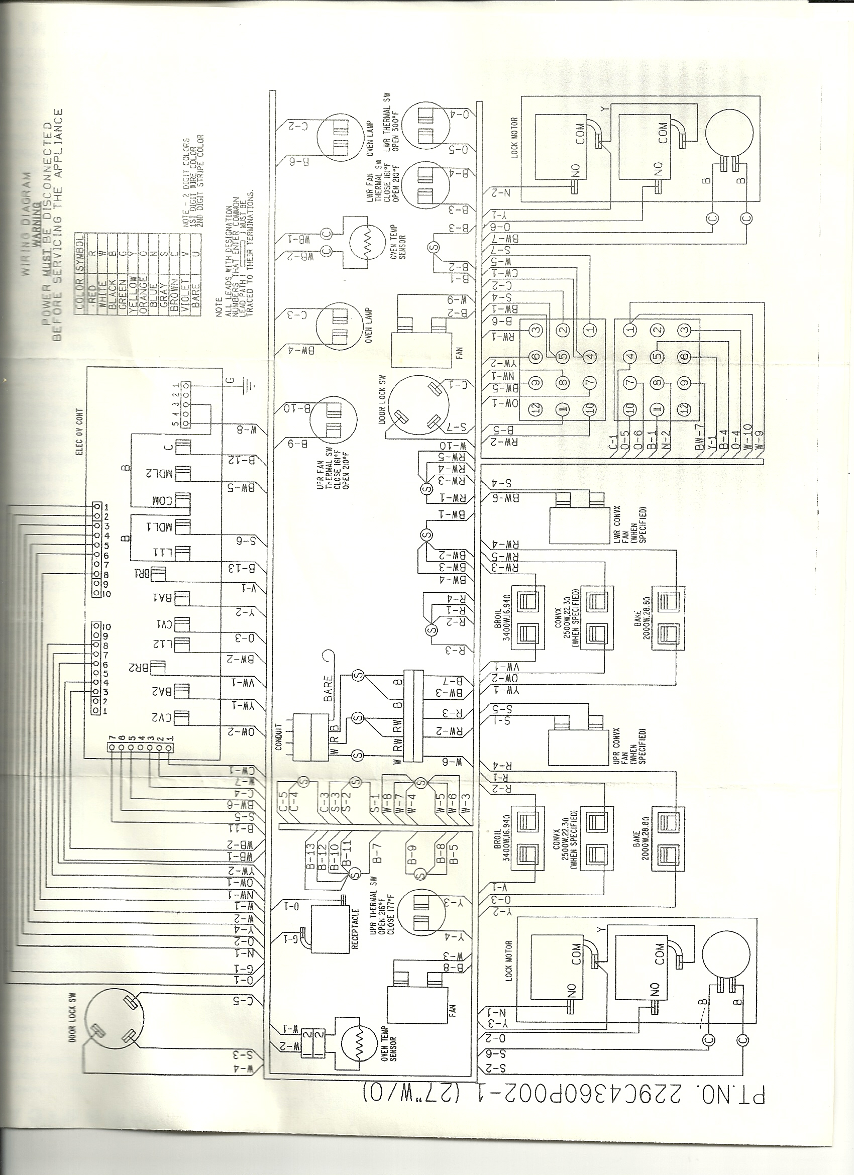 i have an older ge profile dual oven that is flashing ... ge range wiring schematic ge range wiring diagram