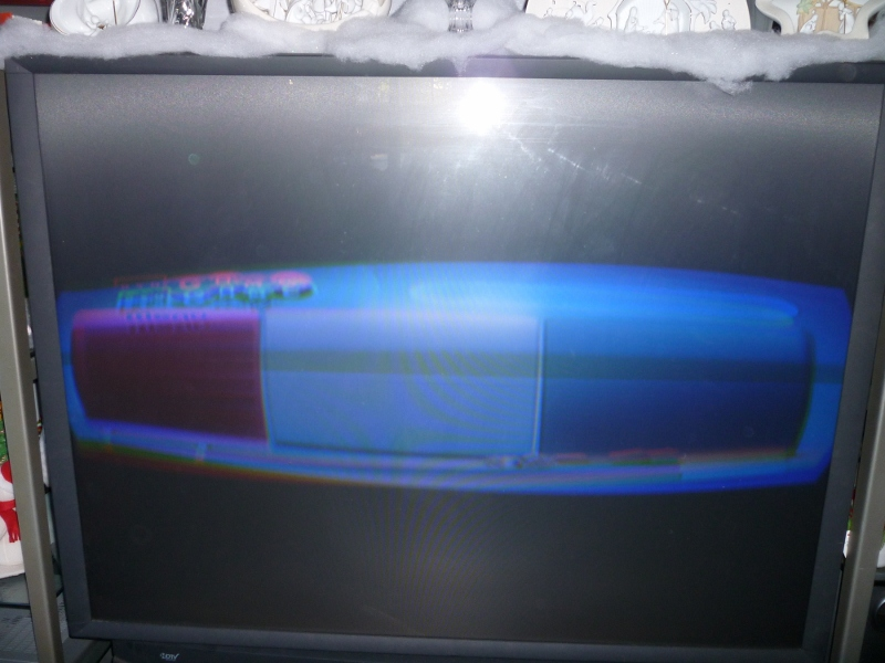 I Have A Hitachi Rear Projection Tv That Comes On Have A