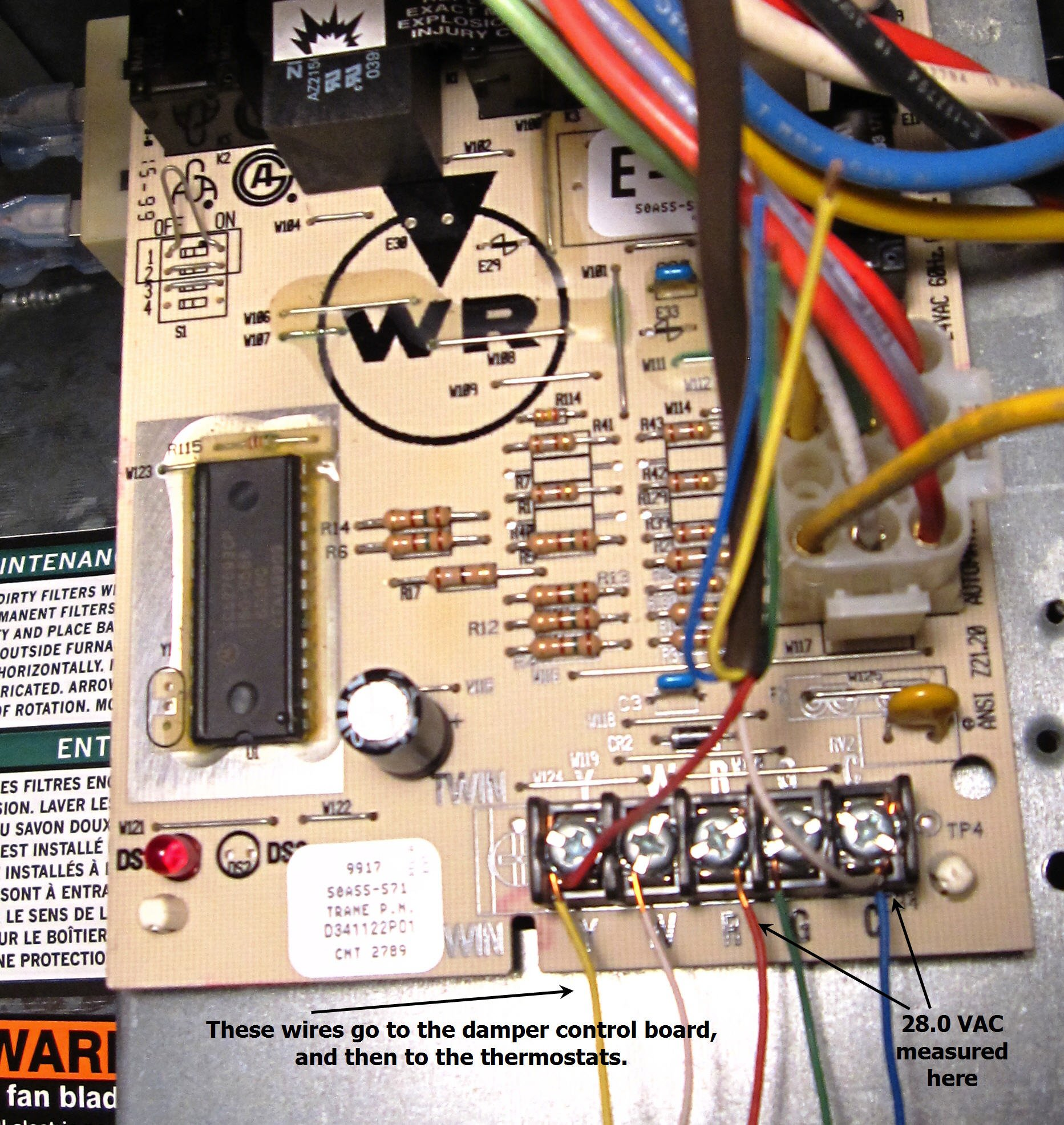 Furnace Circuit Board Wiring Diagram Library Gas Electrical Just Another Blog U2022 Old
