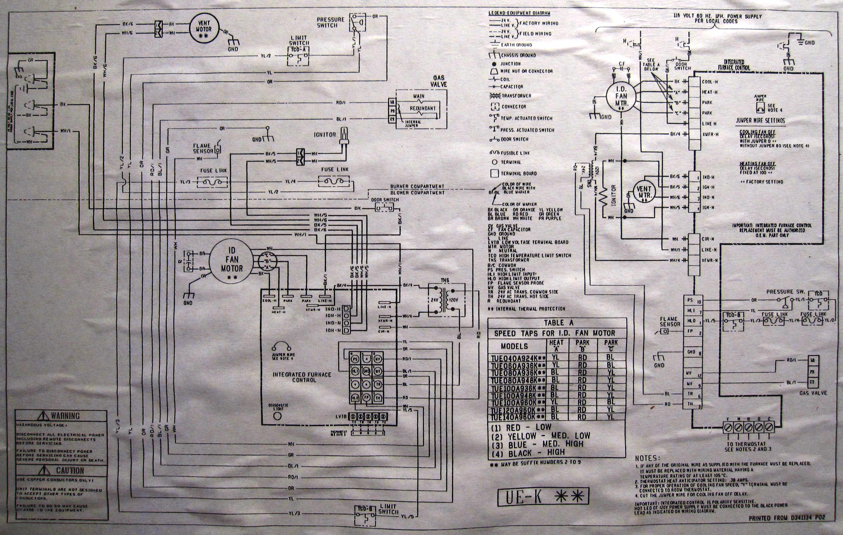 temperature control fan circuit diagram i have a two-zone ac/furnace system controlled by two ...
