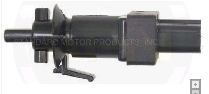 Where is the brake light switch for a mercedes c240 2003