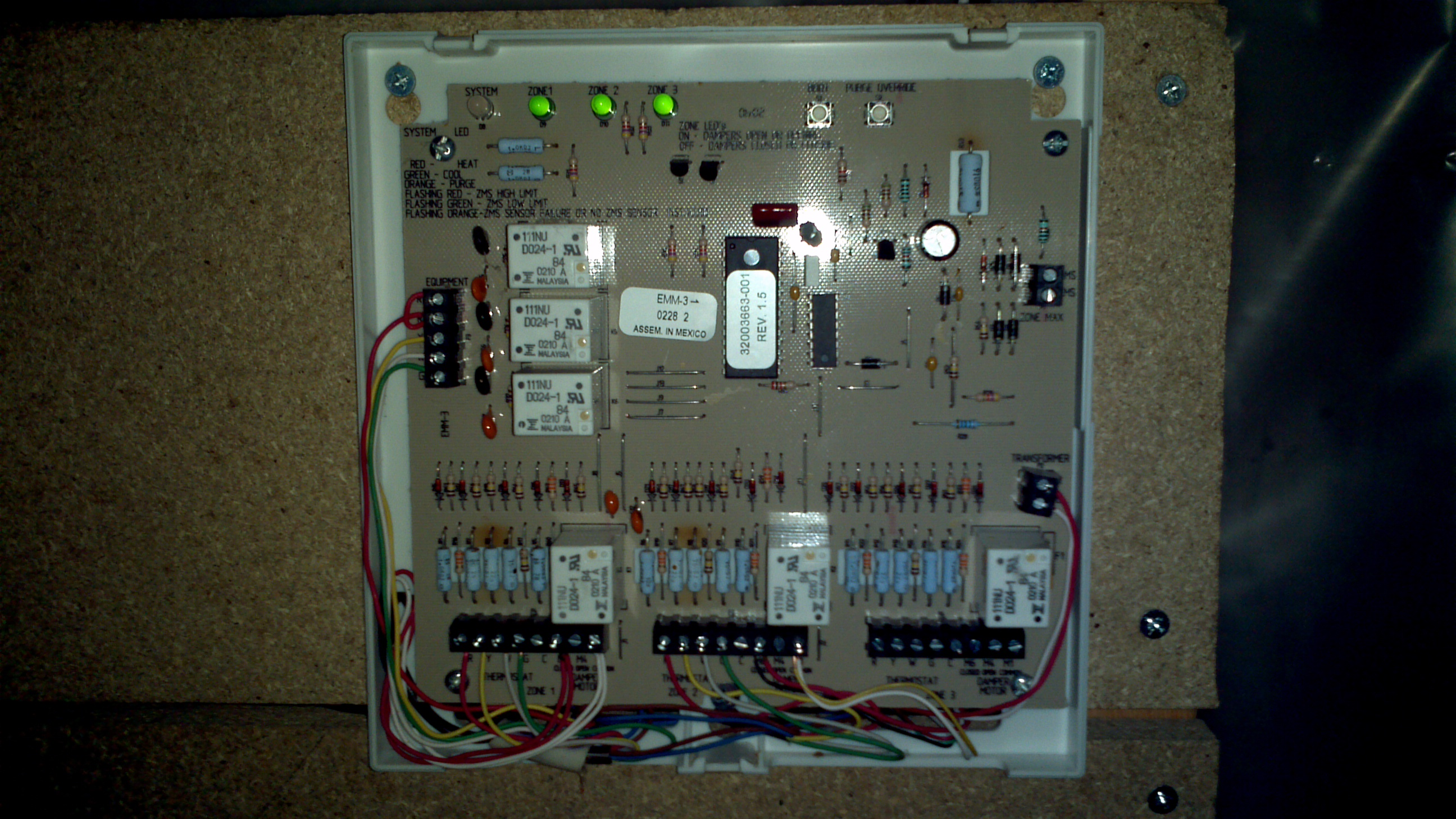 Trolatemp Wiring Diagram And Schematics Honeywell Circuit Board Diagrams Trol A Temp Schematic Module