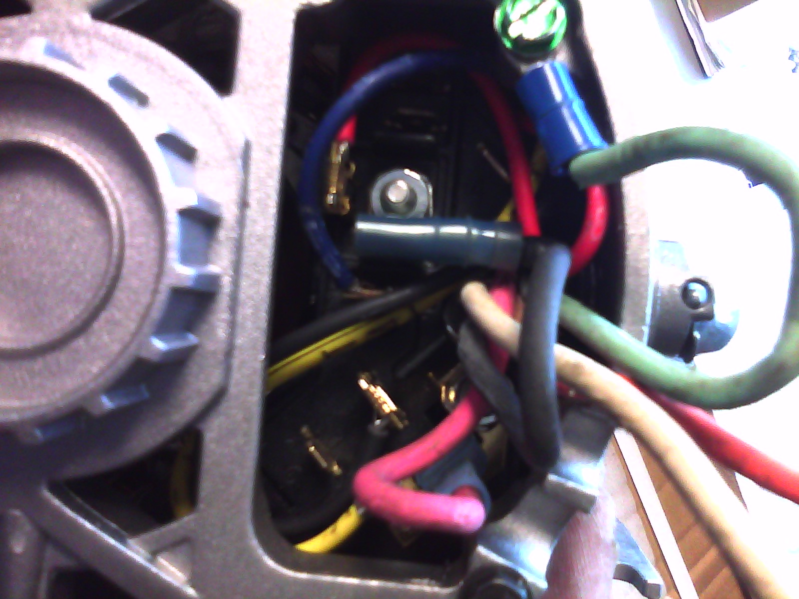 Need Help With The Wiring  U0026 Replacing Old Motor With