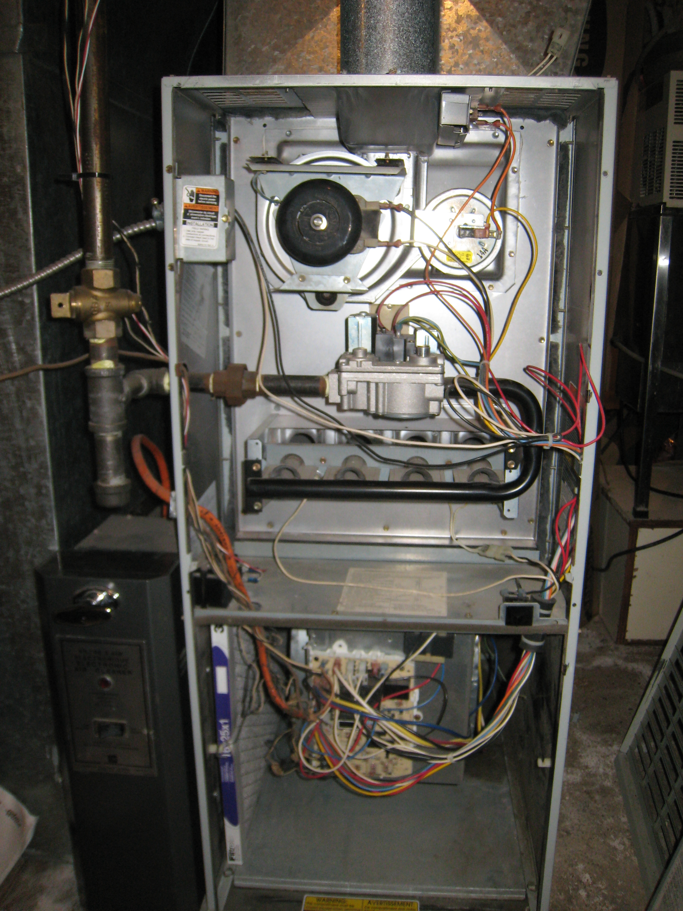 rotor limit switch wiring diagram my carrier furnace is not putting out heat code 13 is ...
