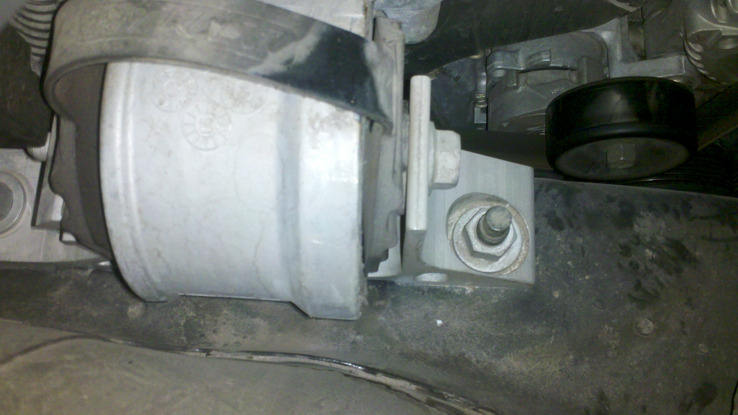 2004 Saturn Vue 3.5L - I have a weird knocking somewhere on the right side of my engine... It ...