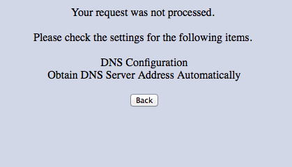 7345 scan to email dns (016-772) error not working  Been working