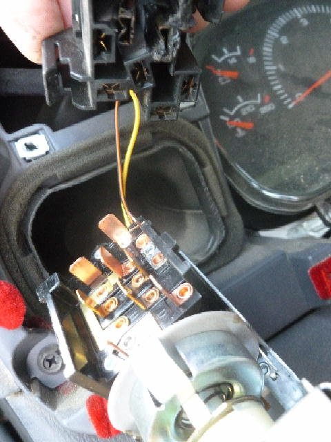 i need wiring diagrams box behind headlight switch on 98 ram melted rh justanswer com 98 dodge ram headlight switch wiring 1998 dodge ram 3500 headlight switch wiring diagram