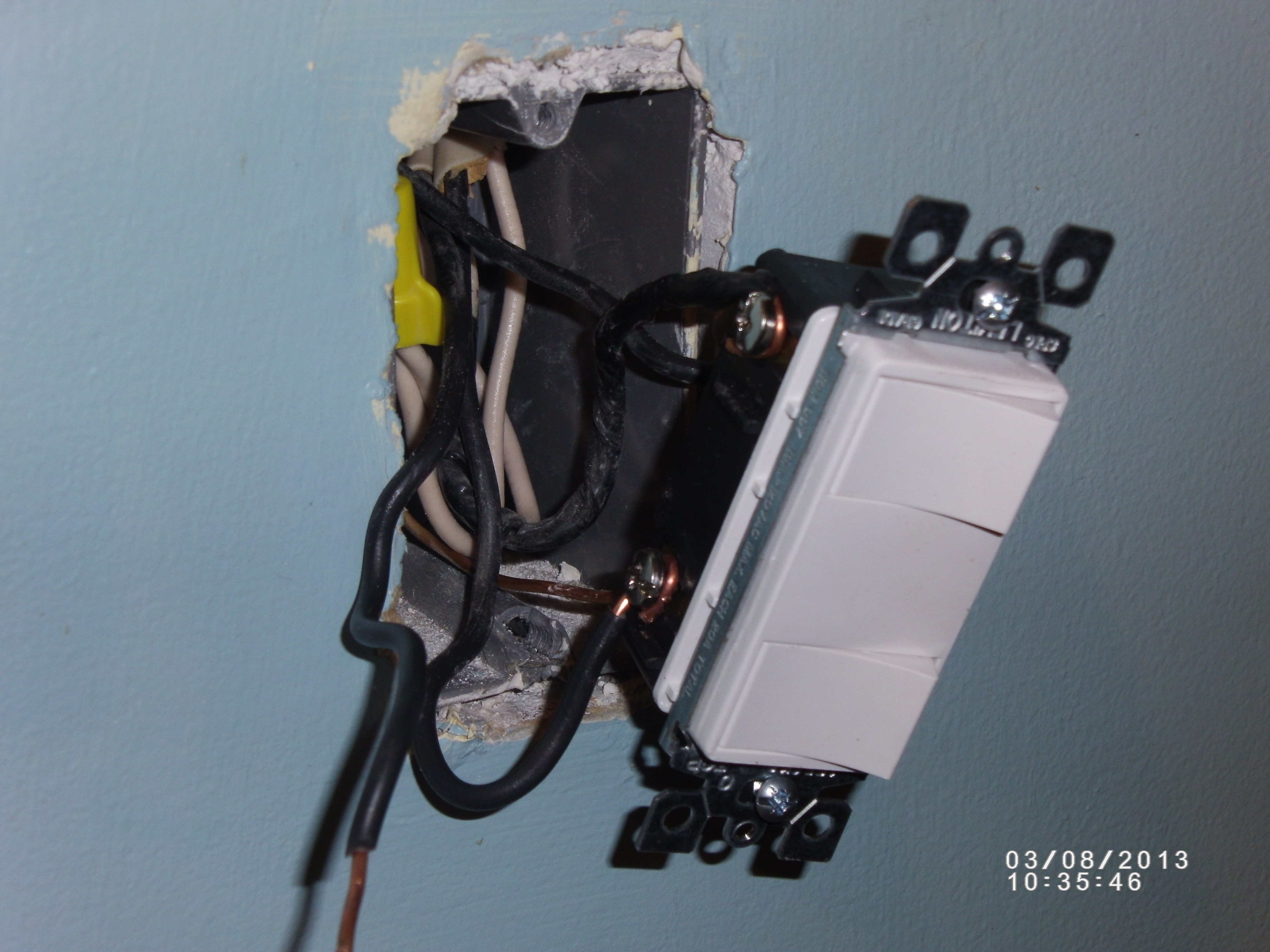 Bathroom Exhaust Fan And Light Wiring Diagram
