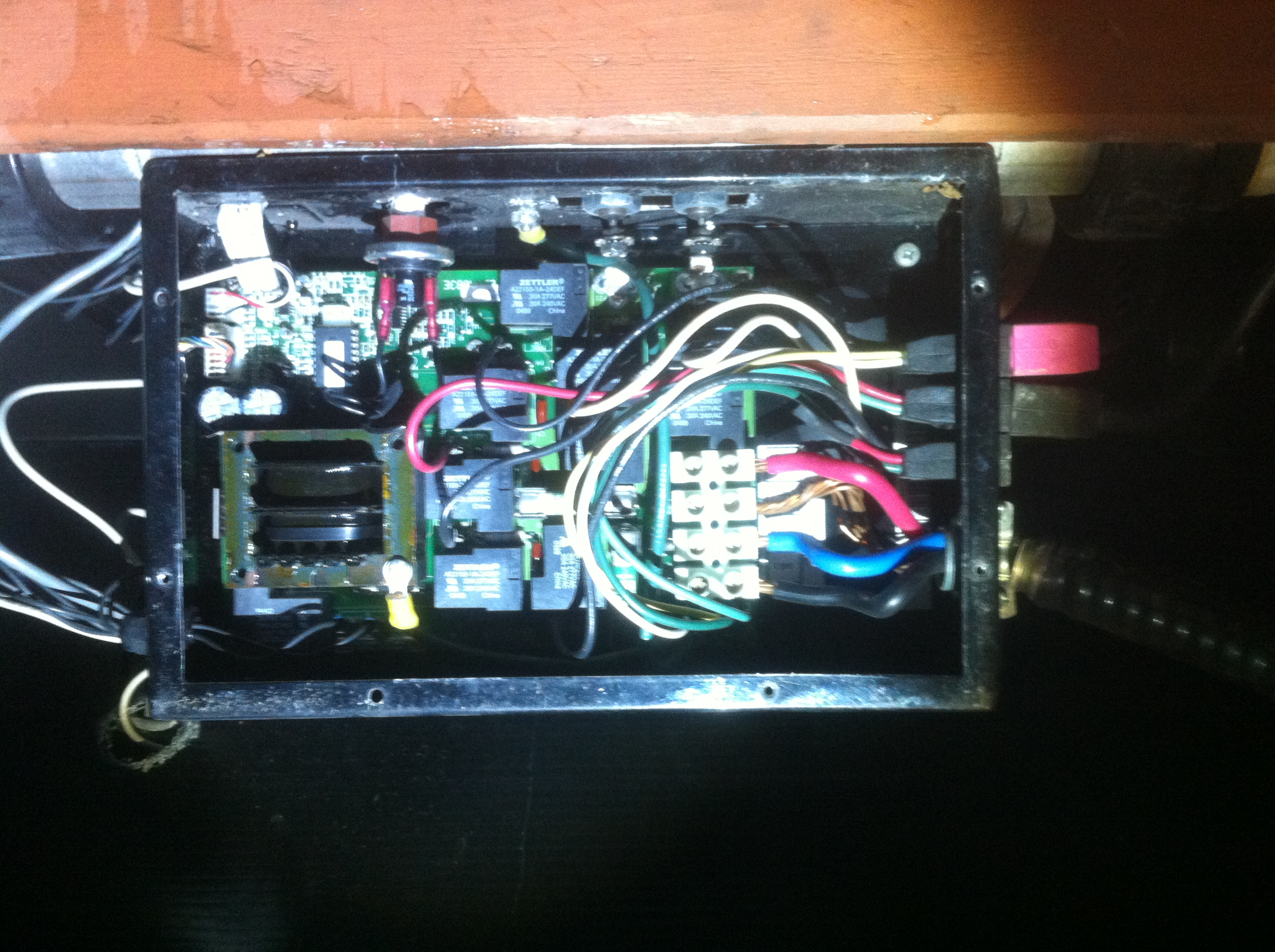Gulf Coast Spa Pump Wiring - DIY Enthusiasts Wiring Diagrams •