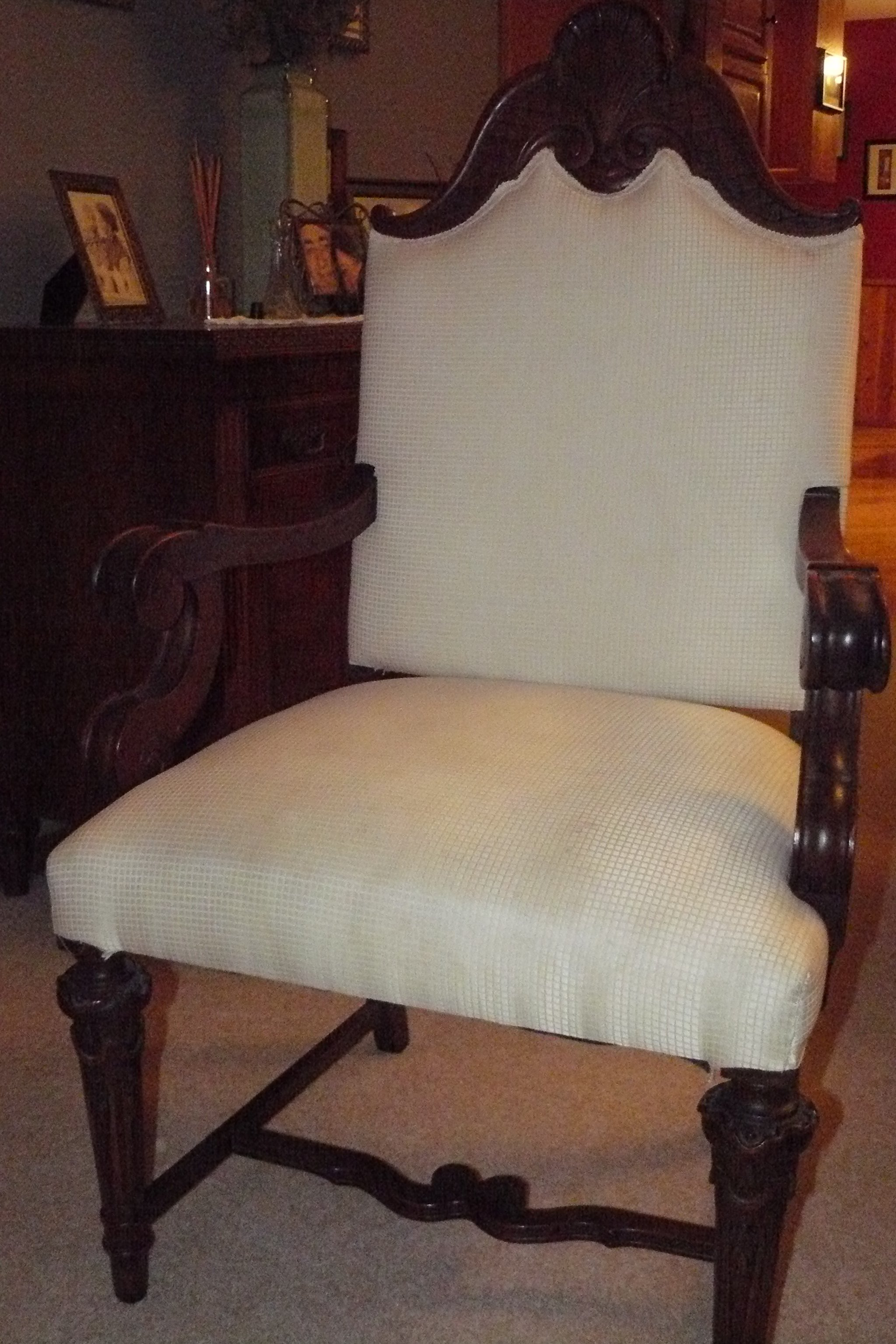 We Own An Antique Aj Amp Sons Of Chicago Dining Room Set