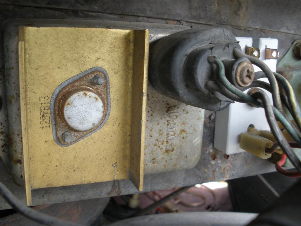 I Have A 79 Dodge Camper Van  B200  With An Odd Ignition