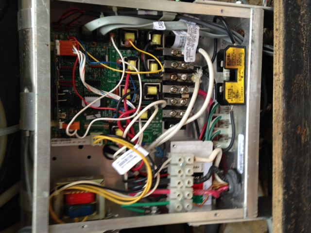 I have a G2 spa that the heater stopped working. the error flashes Balboa Wiring Diagram System G on