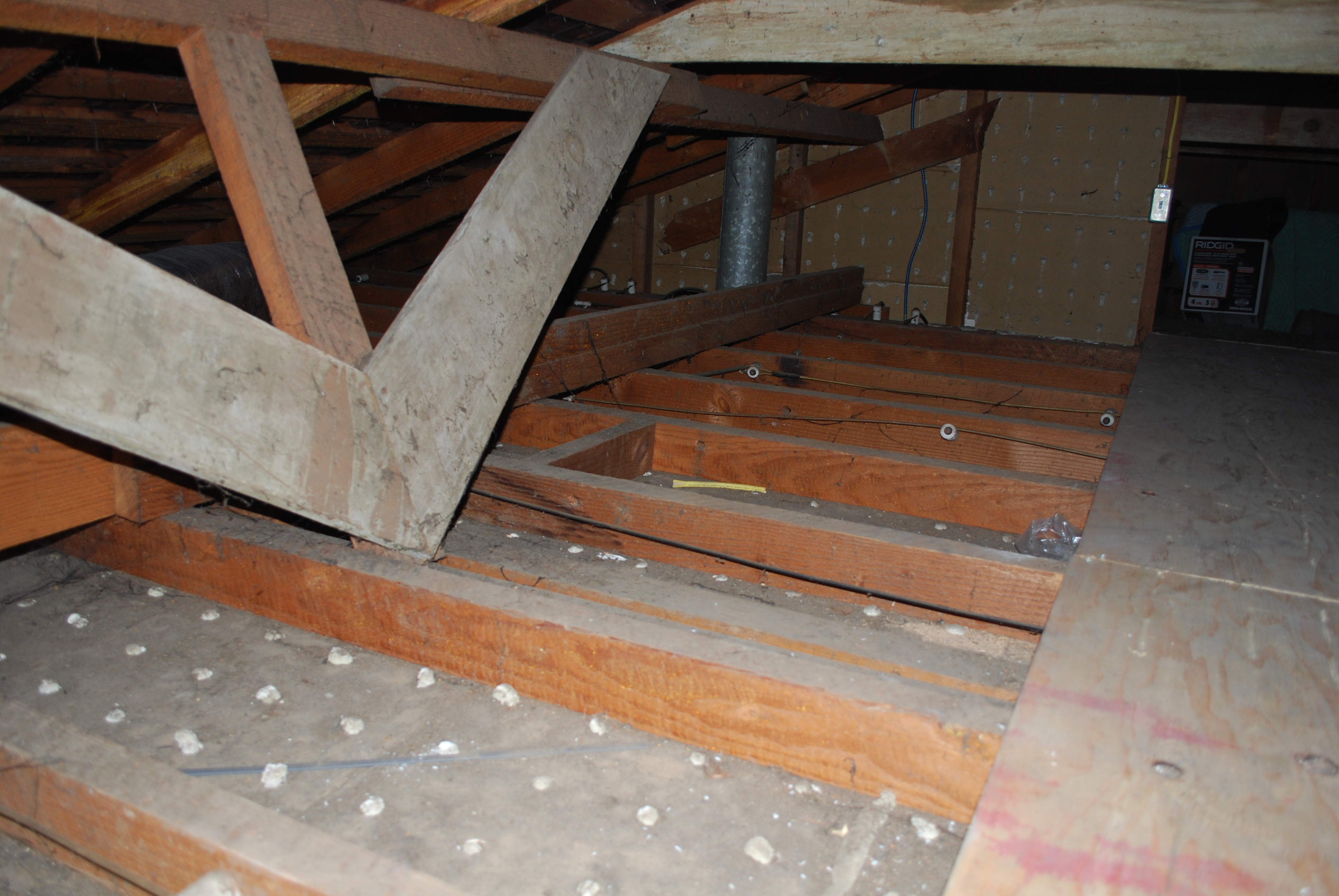 I Want To Remove A Load Bearing Wall Single Story Home