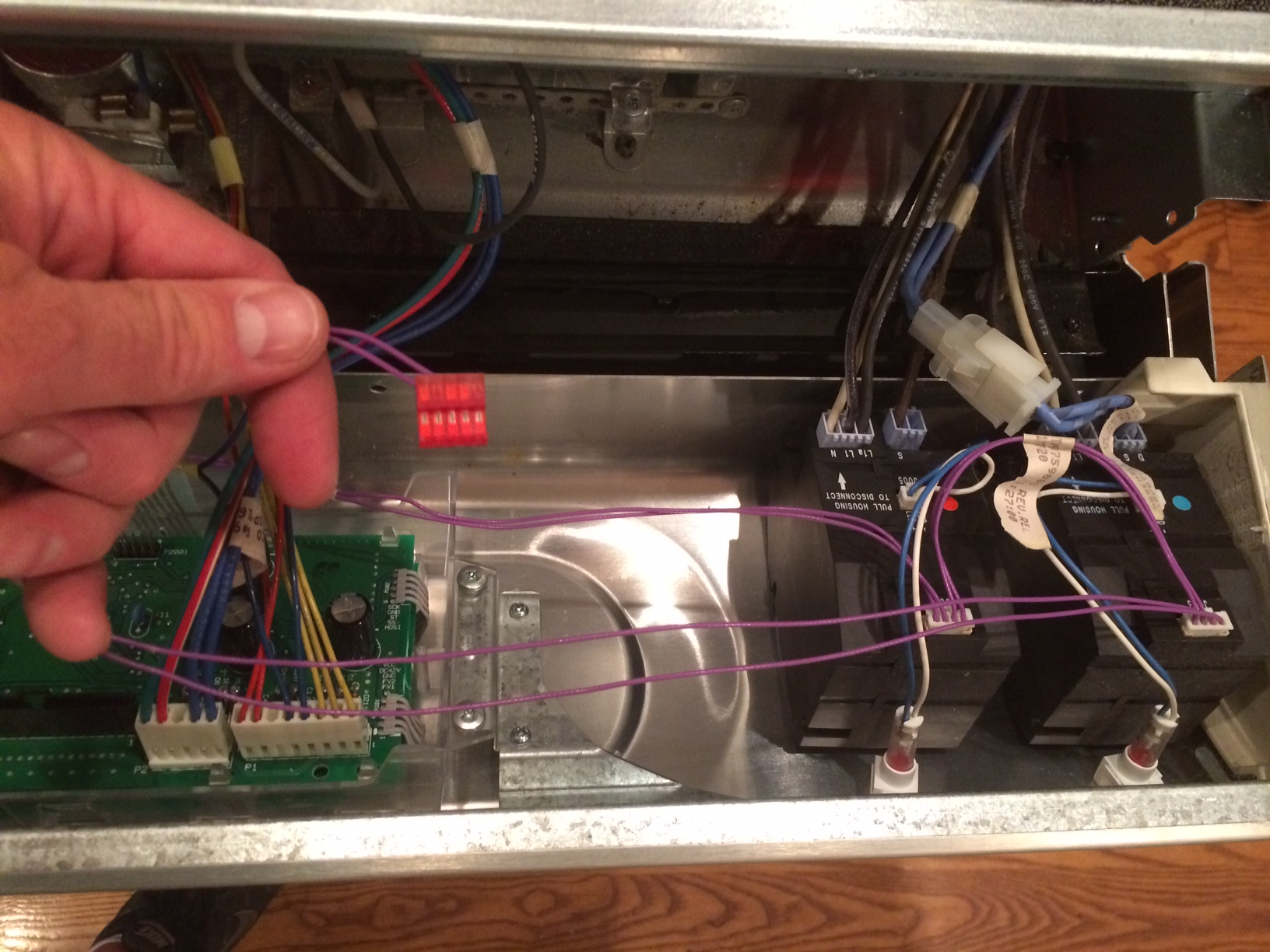 I Have A Kitchenaid Stove Model Kera807pss00 Serial