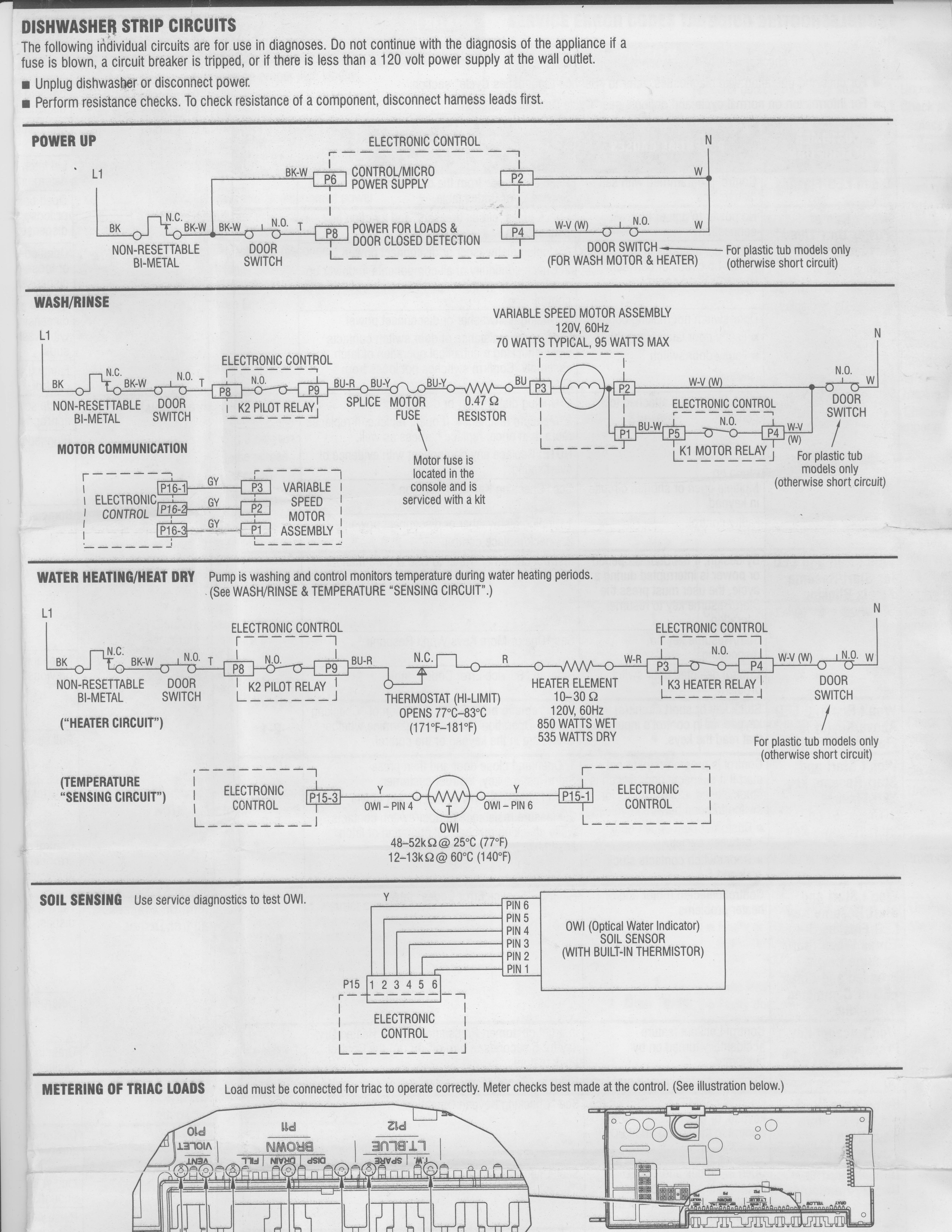 kenmore dishwasher wiring harness   33 wiring diagram images