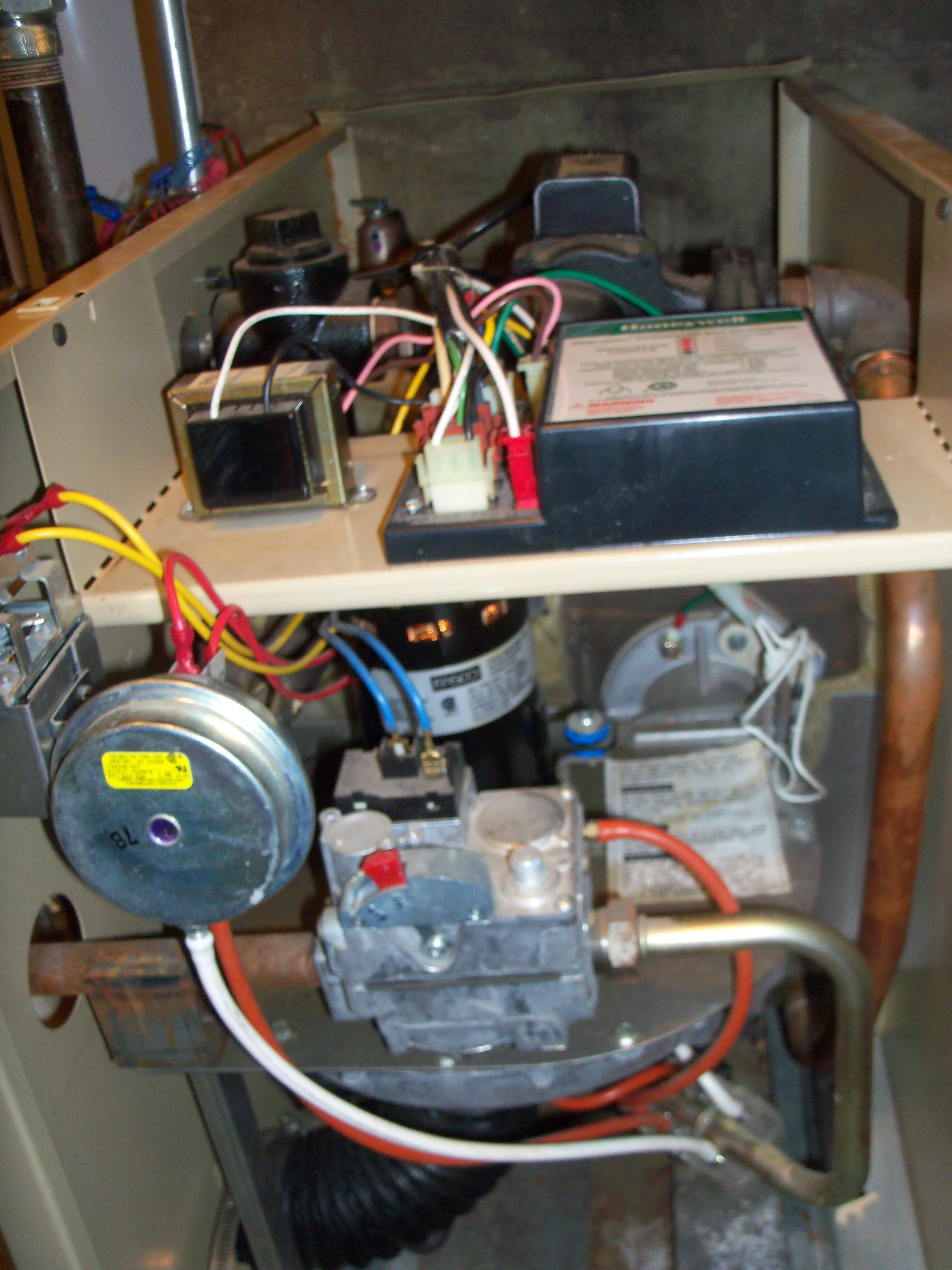 Son of furnace repairman from last time replaced the igniter because Weil Mclain Eg Discontinued Wiring Diagram on