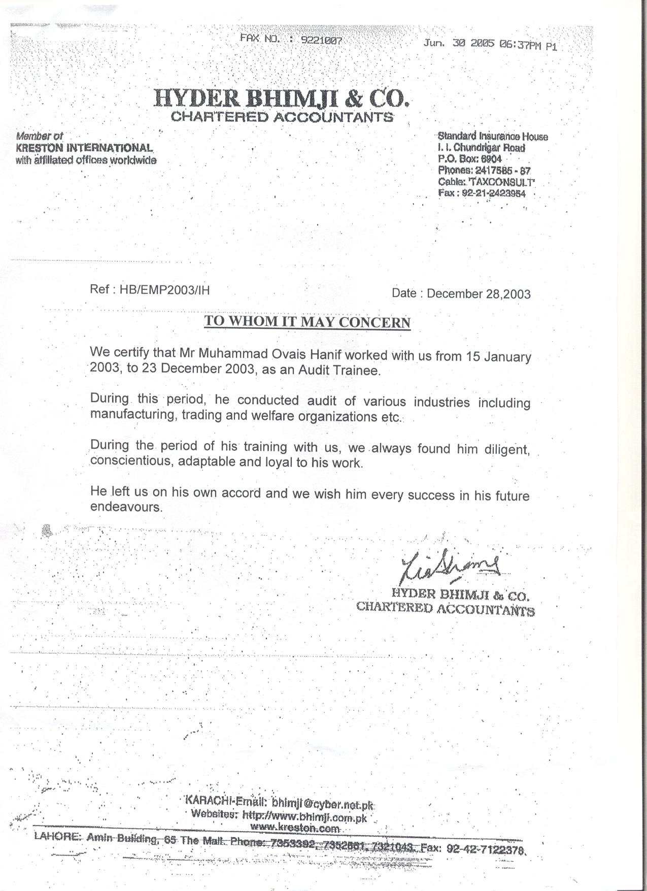 Format Of Noc Letter From Previous Auditor. I applied for the immigration under skilled worker class in 2010 and  received a refusal letter from CIC London dated 9th