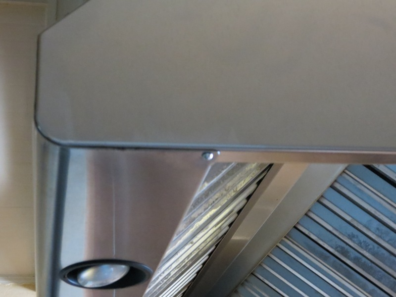 I Have A Thermador Professional Series Island Range Hood