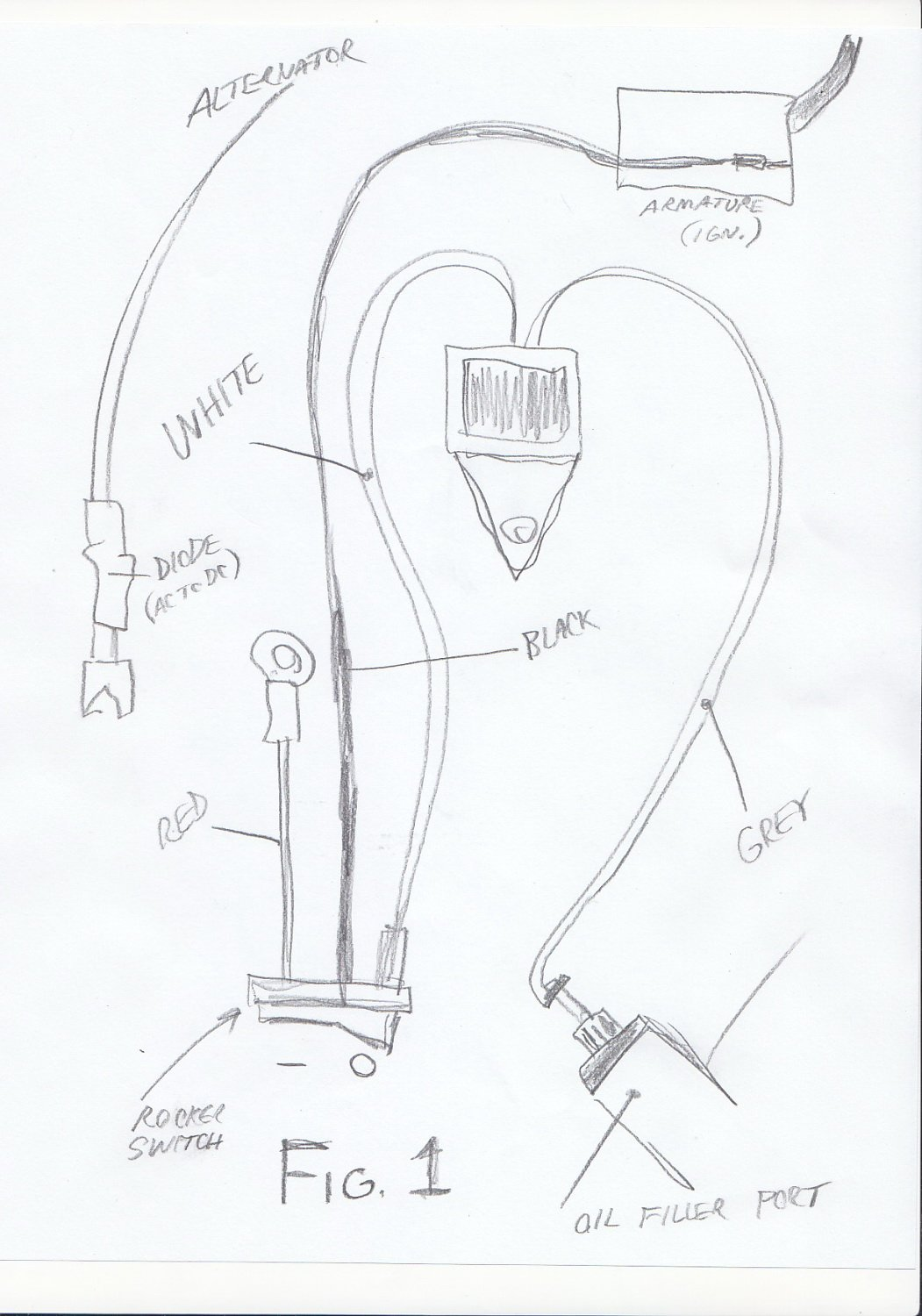 kill switch wiring diagram alternator i need a wiring diagram for a series 1150 250cc 2013