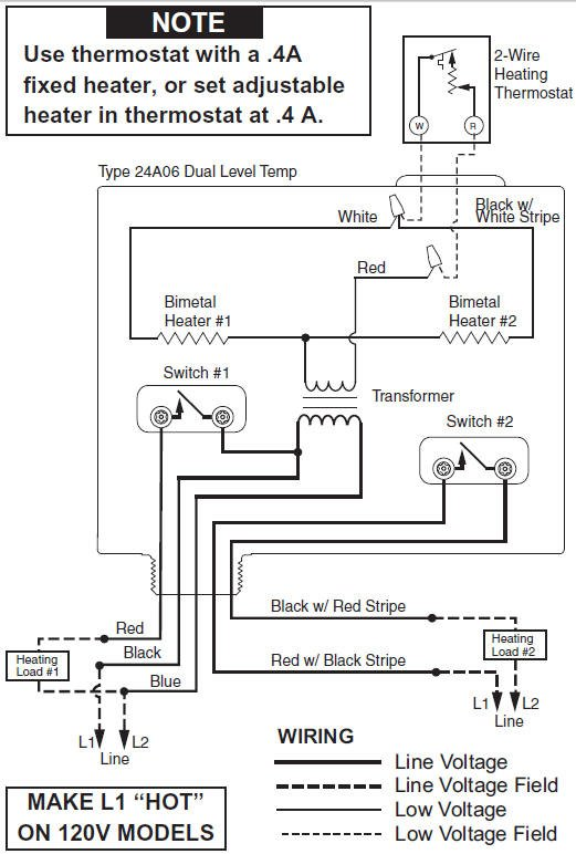 i have a question about installing a rodgers dual level temp relay full size image