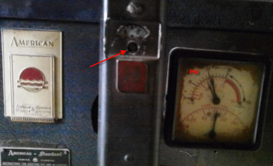 I Have An Old American Standard Gas Boiler That Uses