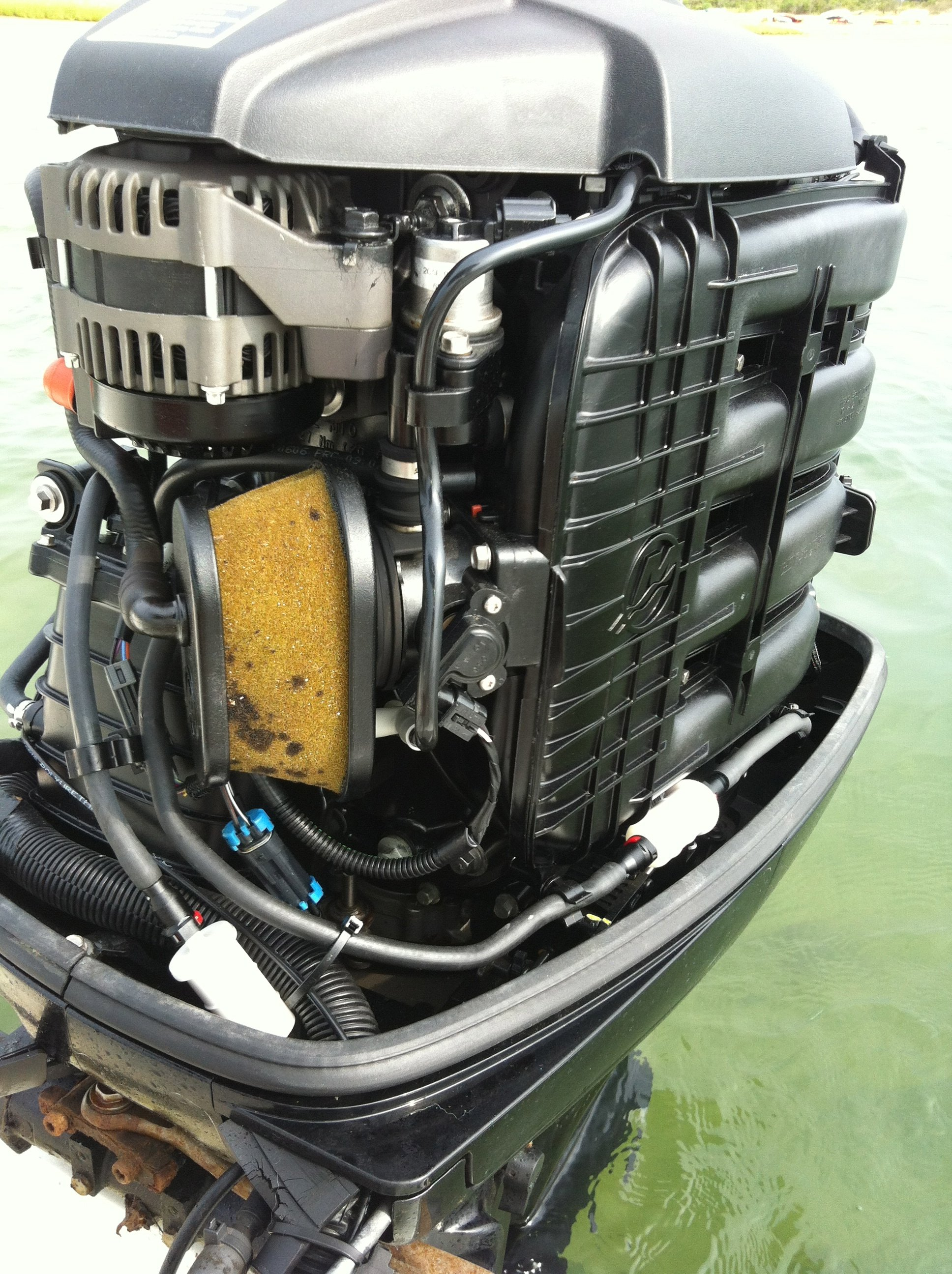 Img on Mercury Outboard Fuel Water Separator