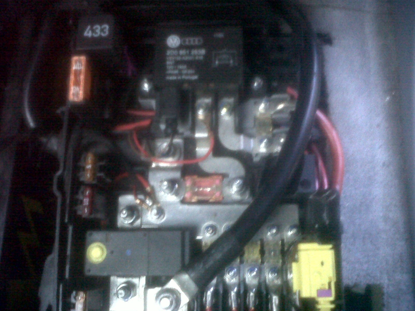 ive    tdiafter   trivial electrical problems  replaced  battery