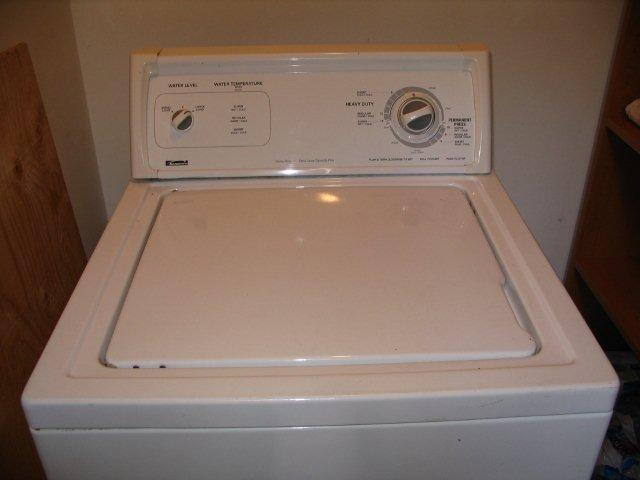 kenmore 110 washer. i have a kenmore heavy duty top loading washing machine type 110 washer n