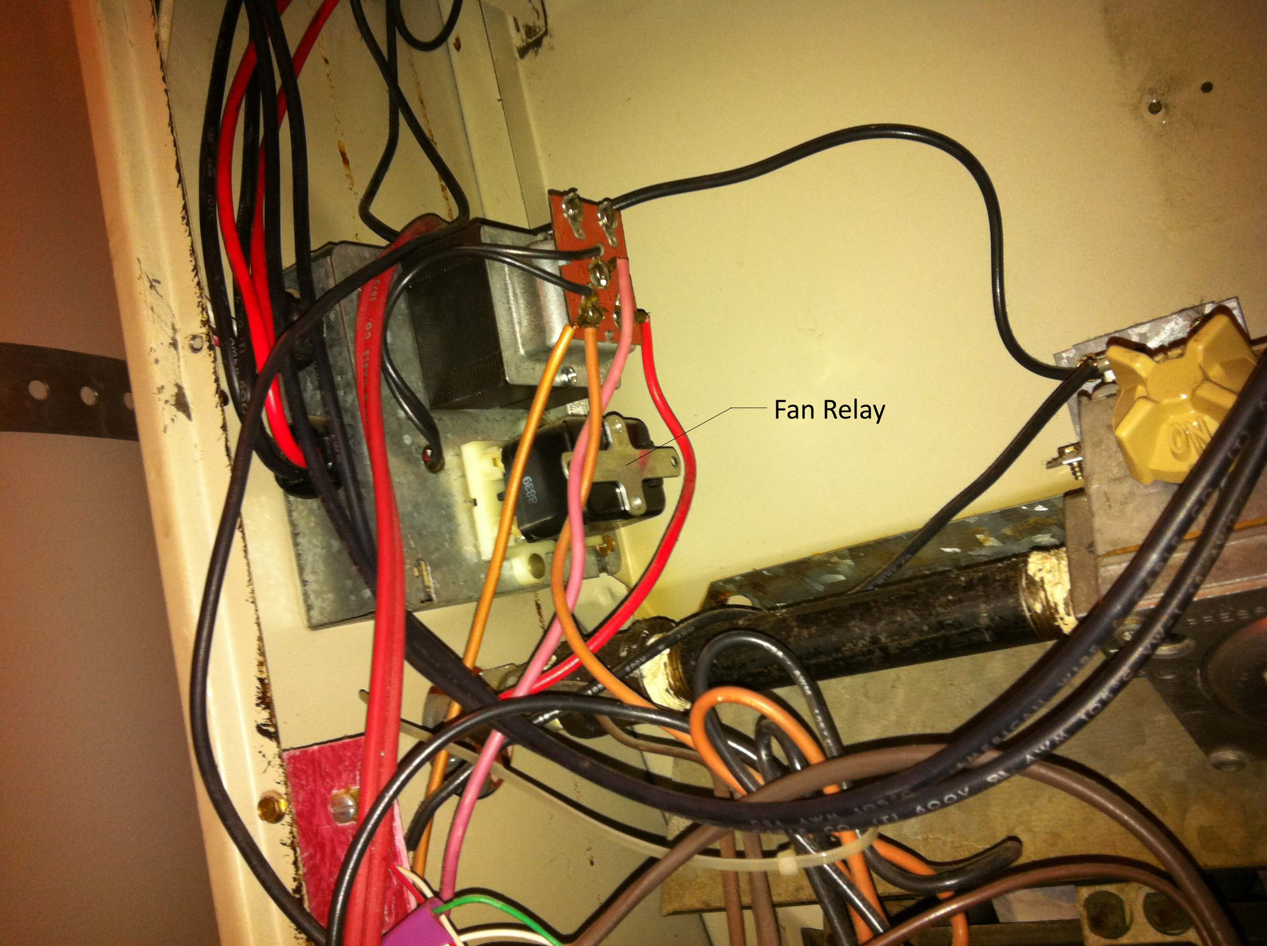 Furnace Fan Won U0026 39 T Stop Running After The Heating Cycle Is Done