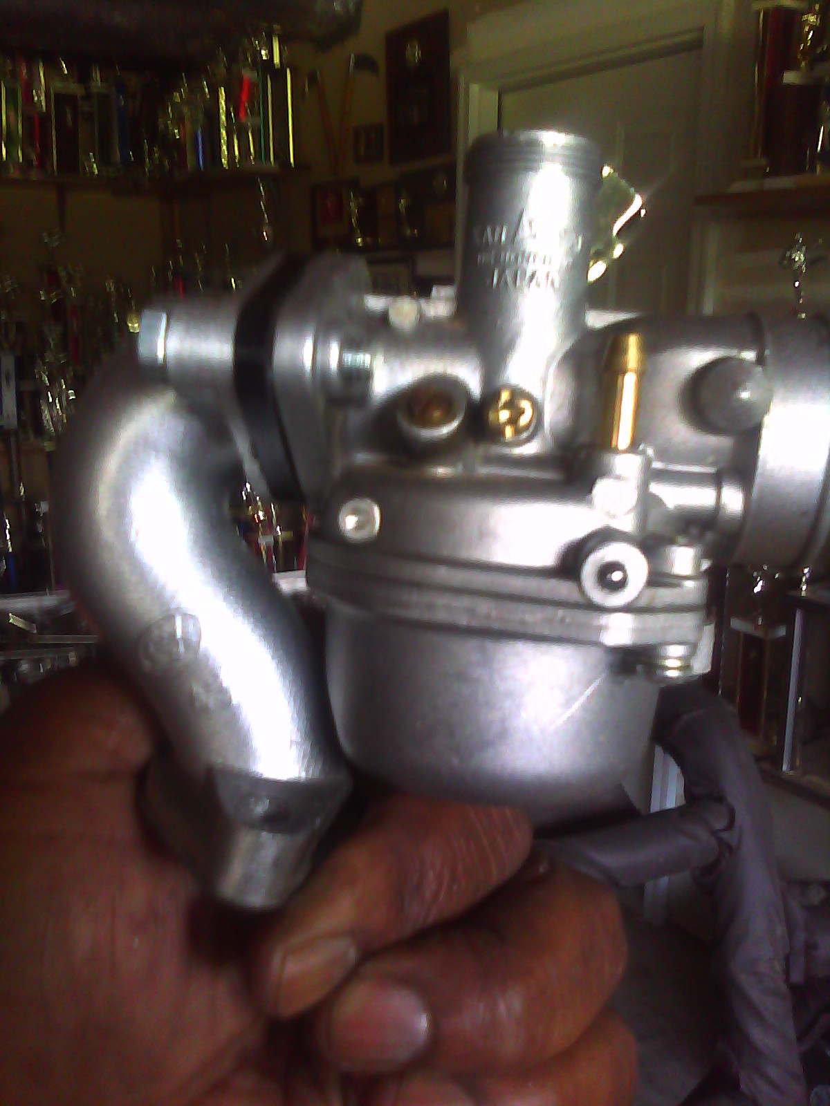 My atv cranks but would not start (new battery and plugs) what