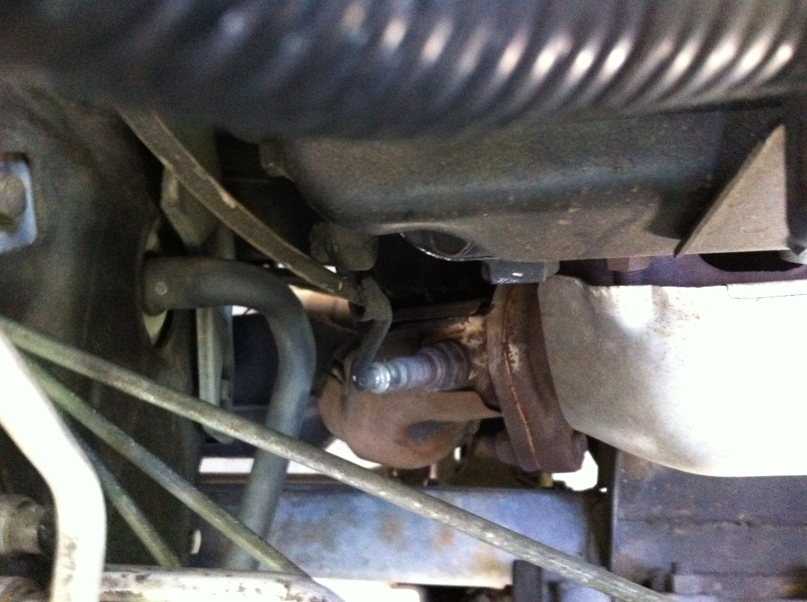 How To Replace Catalytic Converter >> I don't have the original manual for my 1999 Mitsubishi Montero Sport (V6), but I'd like to ...