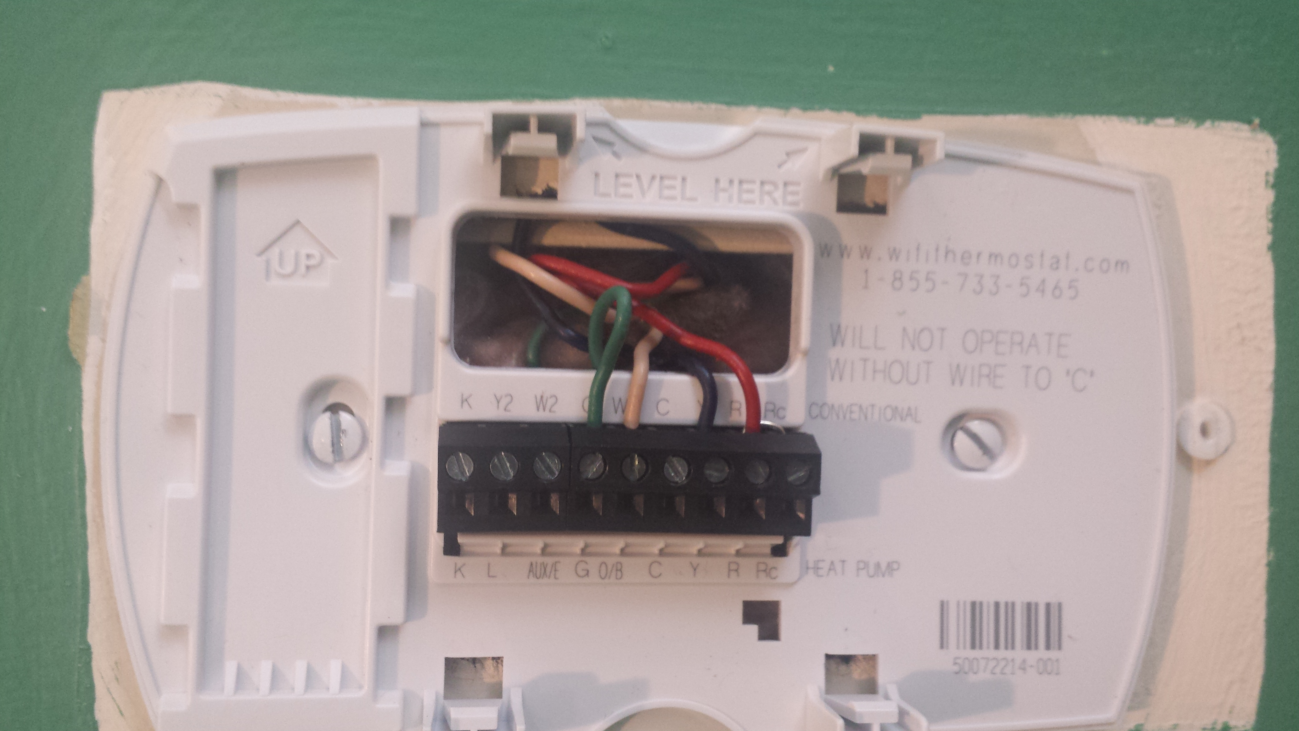 I Am Wiring Xv90 With Honeywell Wifi Termostat And Missing C Trane Diagram 2014 07 26 230018 20140726 175515
