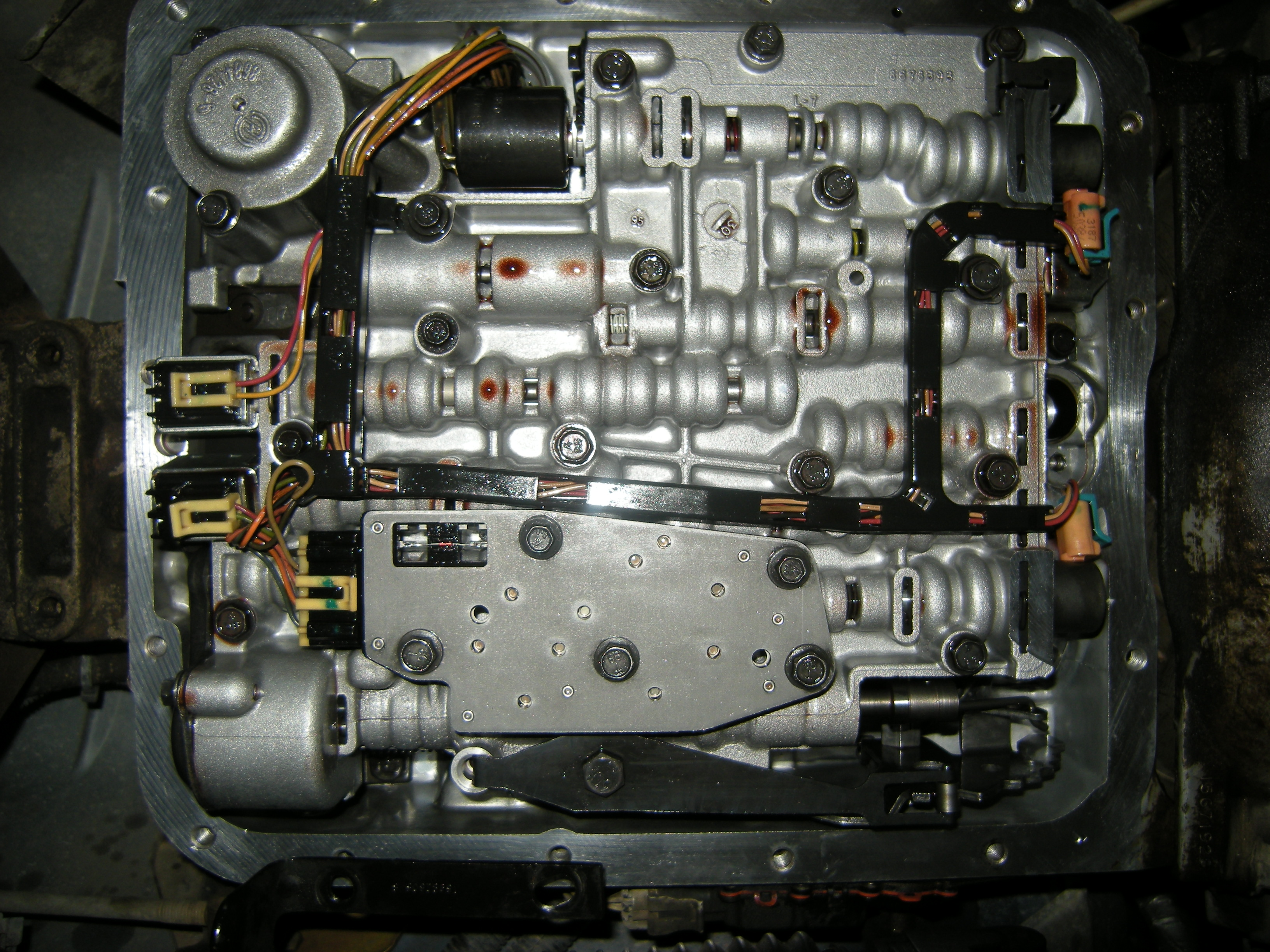 1995 gmc suburban transmission