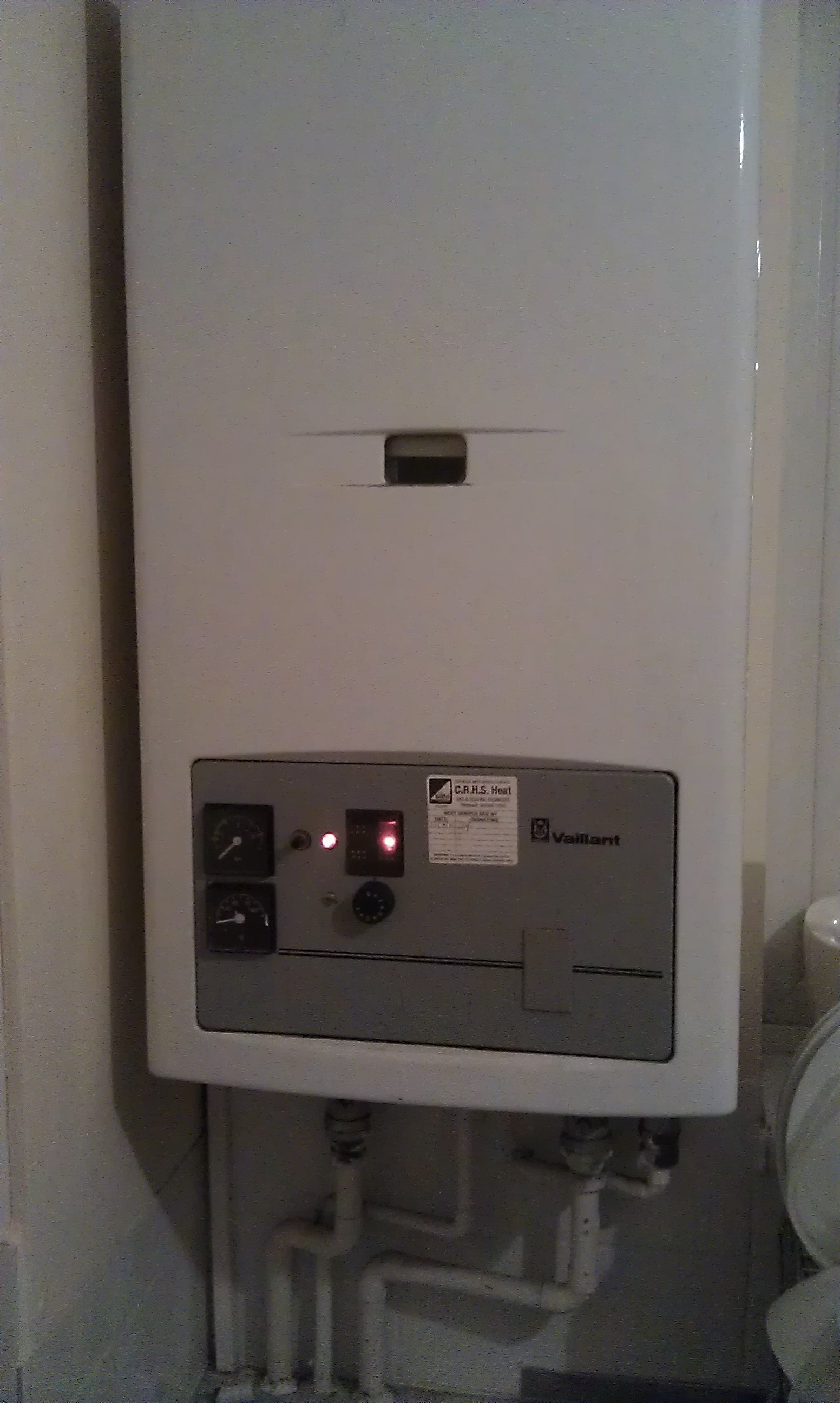 My Boiler Looks Like An Old Model Vaillant But I Can T