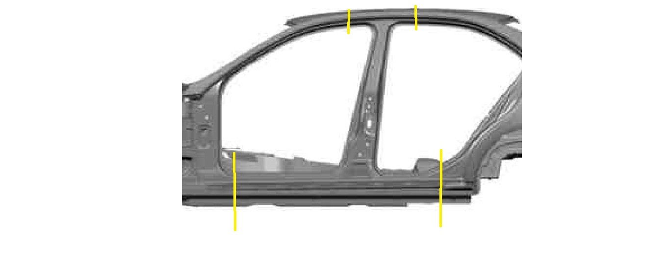 Re: w204 c200 r/h centre pillar & sill panel replacement