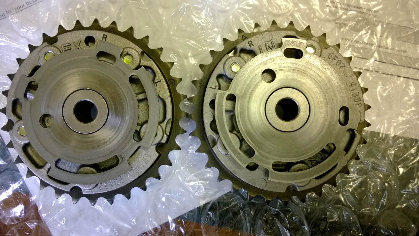 Just Finished Rebuilding My 36l Dohc Cad Engine After 3 Bearing Buick V6 Valve Timing Marks Full Size Image