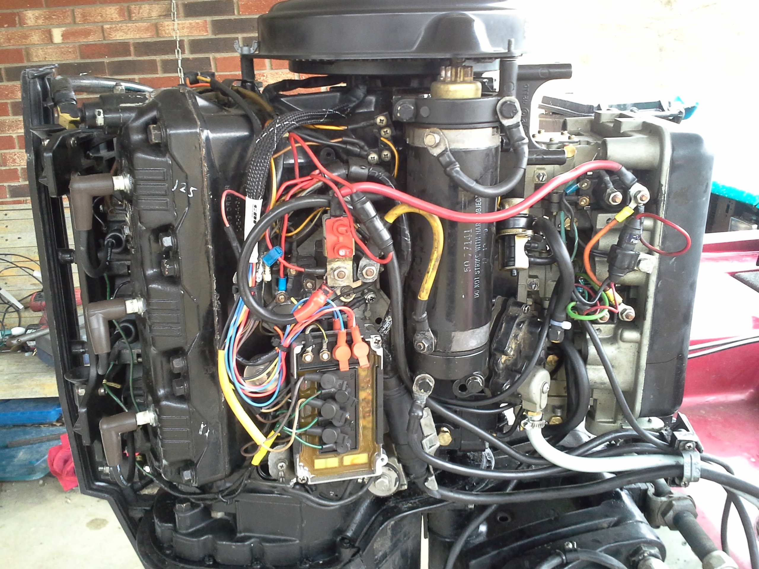 on mercury 200 outboard wiring diagram