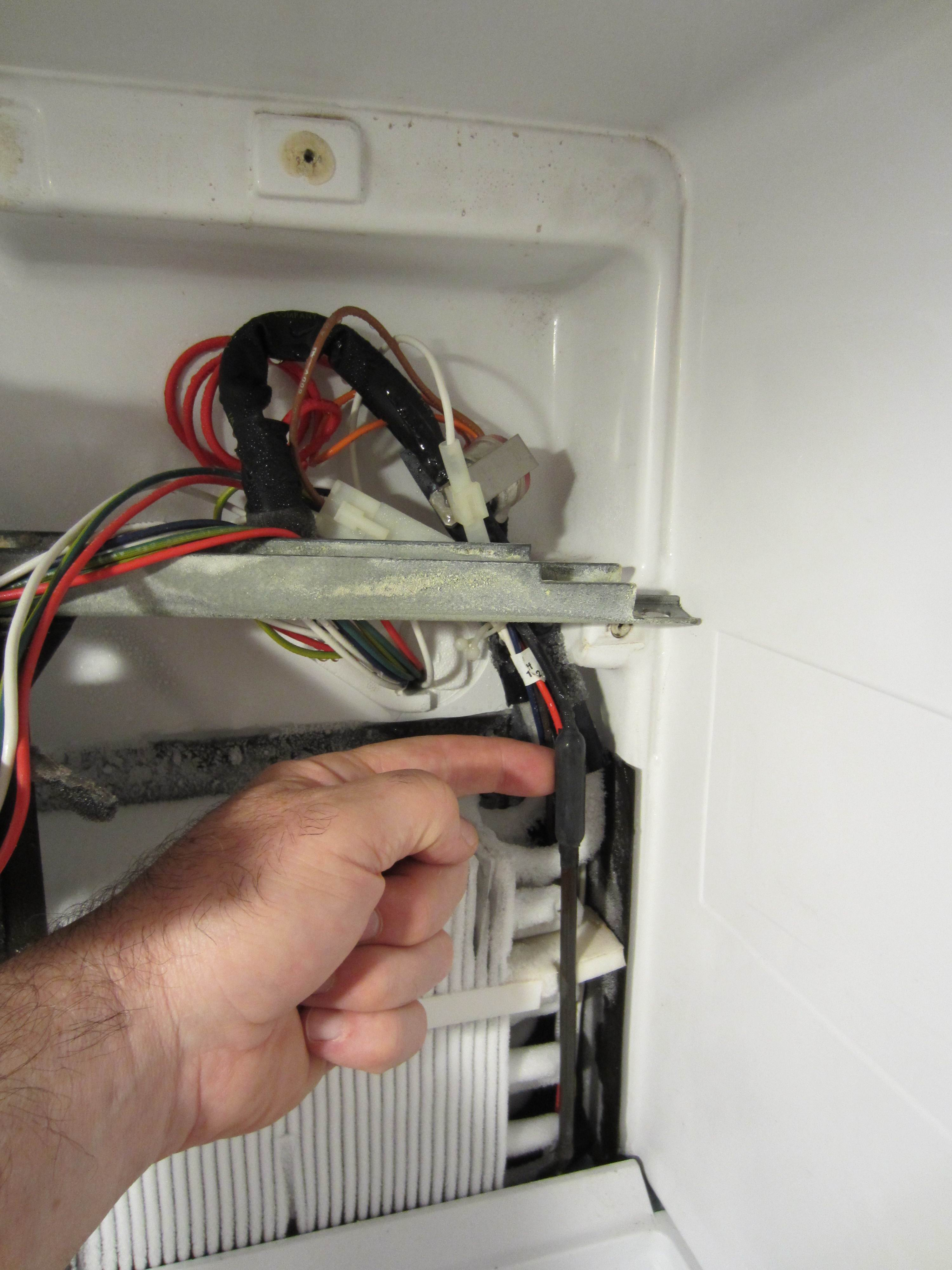 Fridge Compartment Not Cold Enough Garage Door Sensor Wiring Diagram Http Wwwjustanswercom Appliance I Hope That Image Worked For You Can See The Item Wanted Me To Find