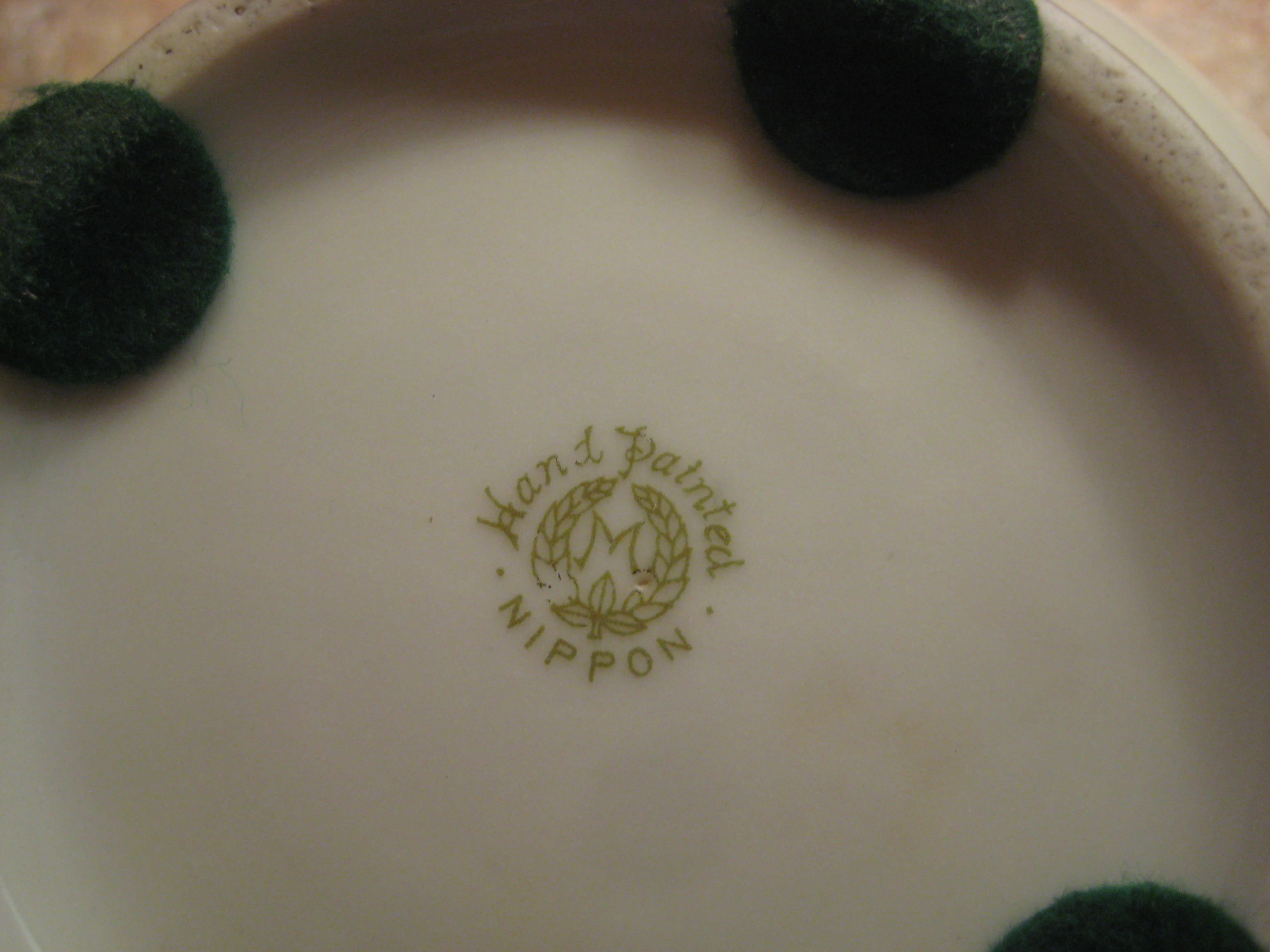 What makes some nippon vases worth 1100 and others only worth attaching the photo of the backstamp backstamp reviewsmspy