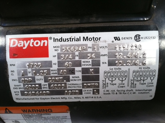 i have a dayton industrial motor model 5k694p has does not have a rh justanswer com dayton motor wiring schematic dayton fan motor wiring diagram