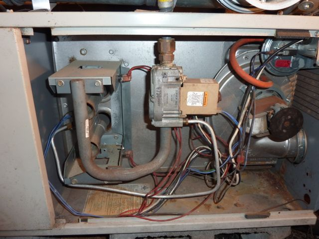 Have A Comfortmaker Gas Heater And The Pilot Light Is Not