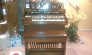 hammond organ 50th anniversary model
