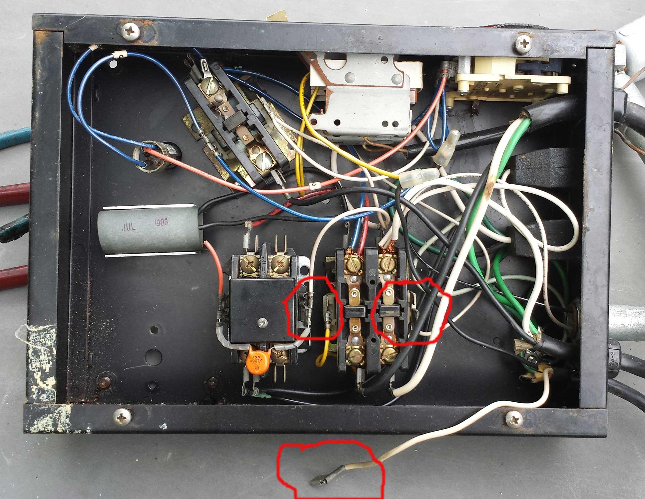 Older Cal Spas Wiring Schematics on