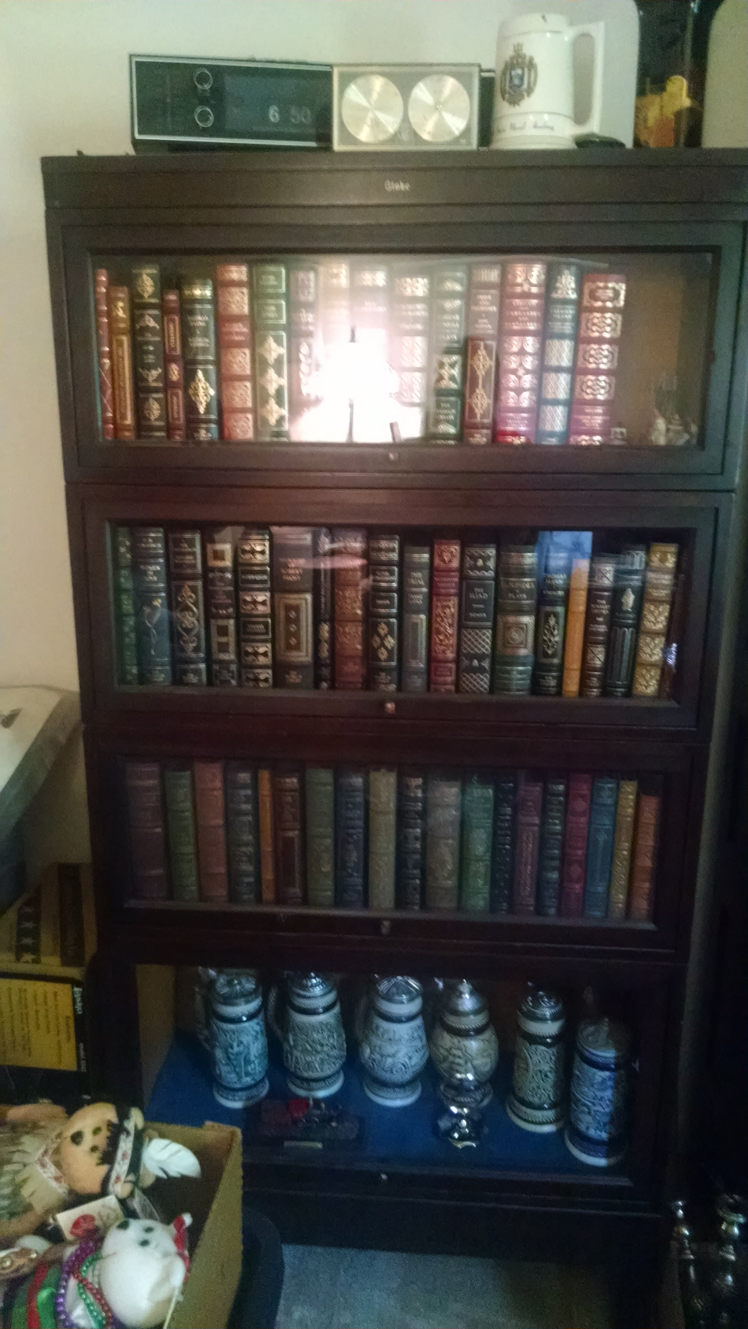 I Need To Know The Value Of A Barrister 3 Shelf Bookcase