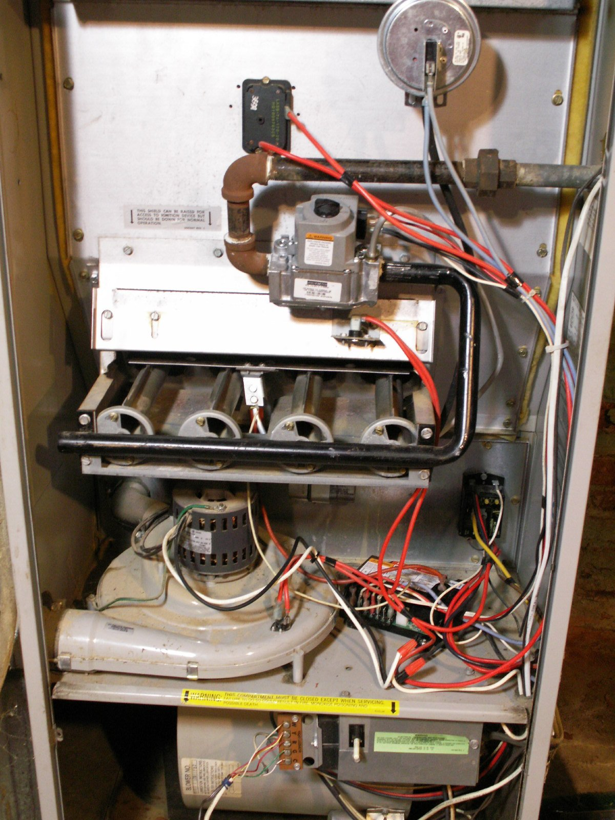 Hvac Wiring Diagrams Tempstar