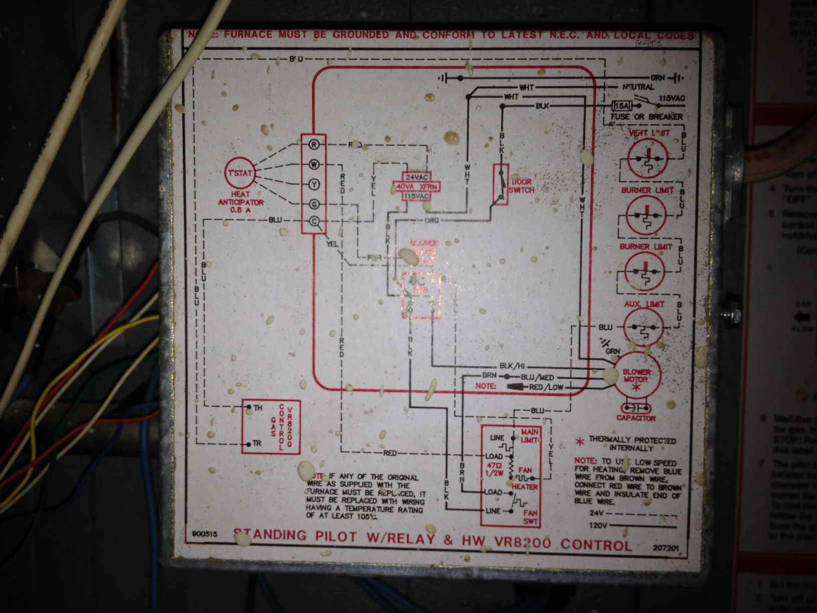 i am replacing a honeywell chronotherm iii with a 6 lead motor wiring schematics 6 lead motor wiring schematics 6 lead motor wiring schematics 6 lead motor wiring schematics